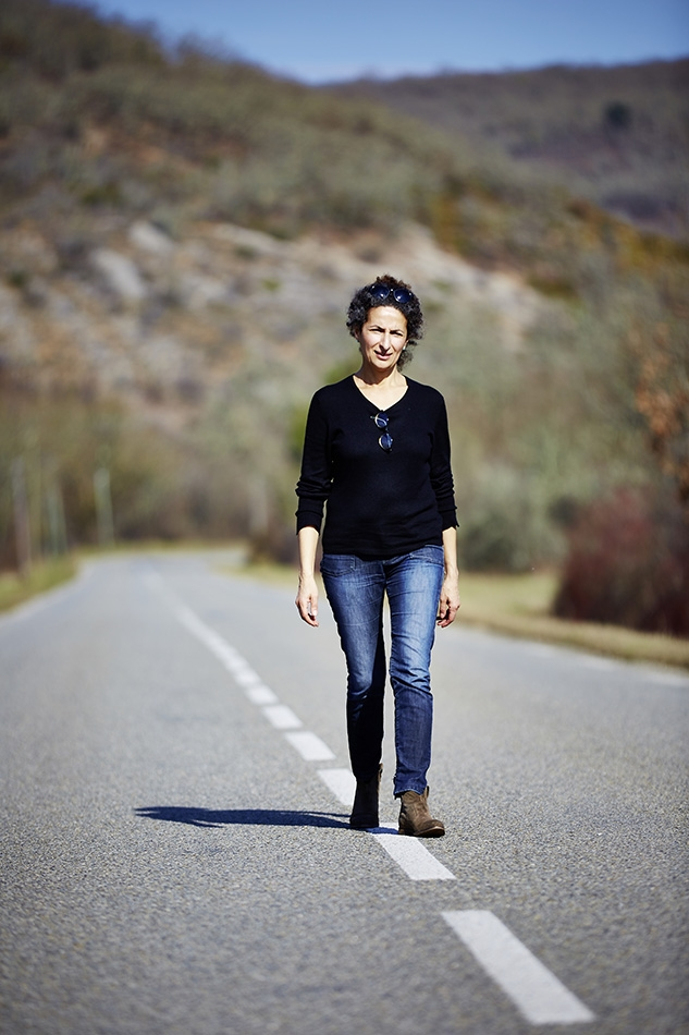 Nadia Benchallal, photographe, 2015