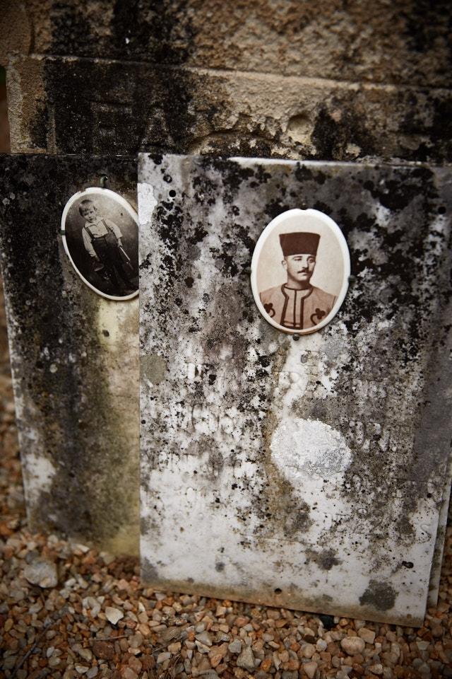Auguste est maçon, il est déjà au 2° tirailleur Algérien à la déclaration de guerre, tué à Crouy-en-Thelle le 14 septembre 1914