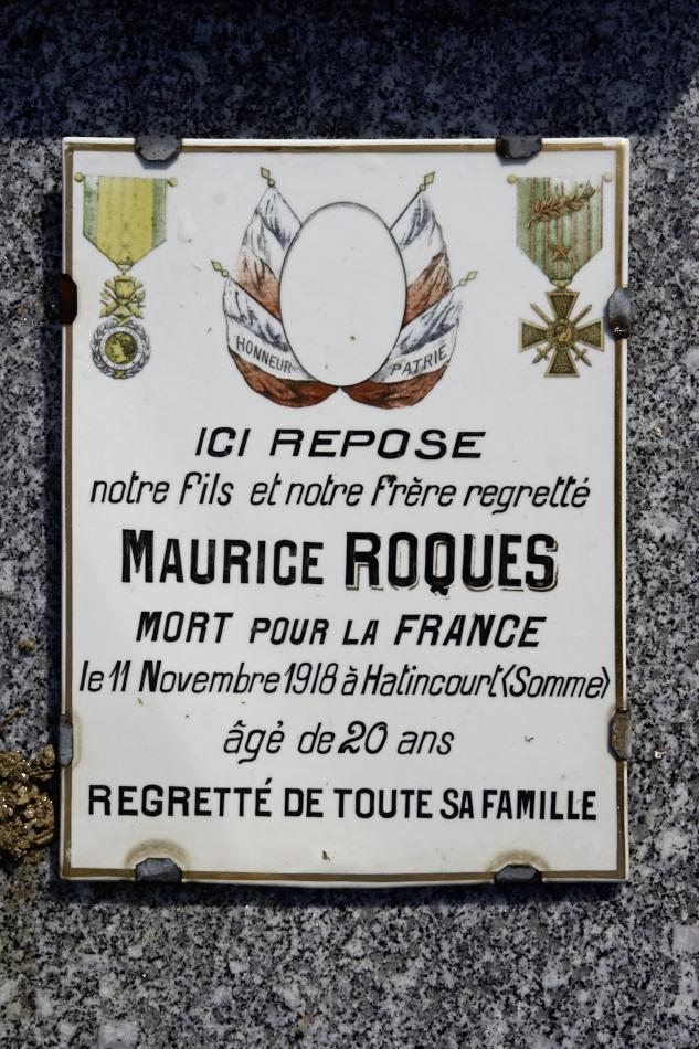 Charpentier, appelé au 2° génie en avril 17, tué le 11 novembre 1918.