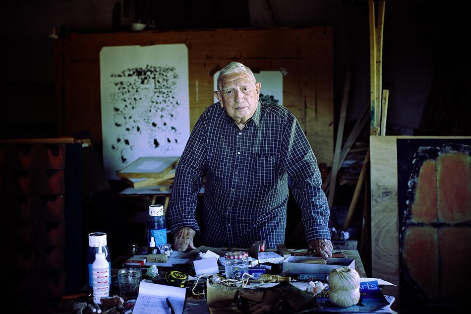 Jean Rédoulès, peintre et sculpteur, 2010