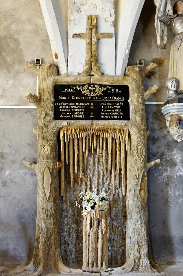 Prudhomat, église de Pauliac