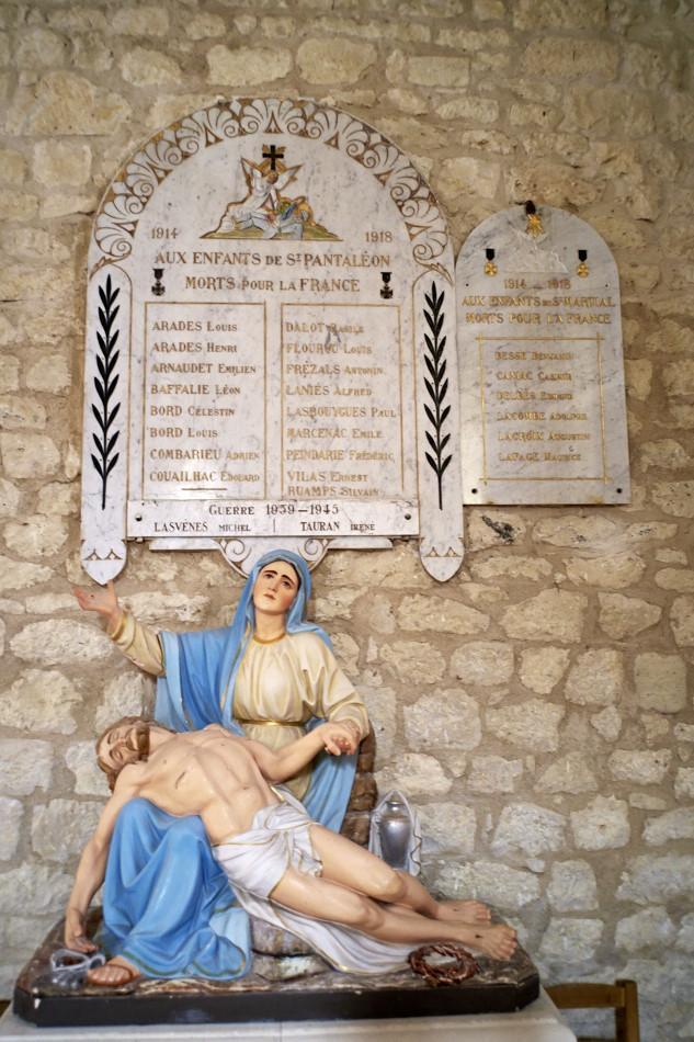 Saint Pantaléon, église