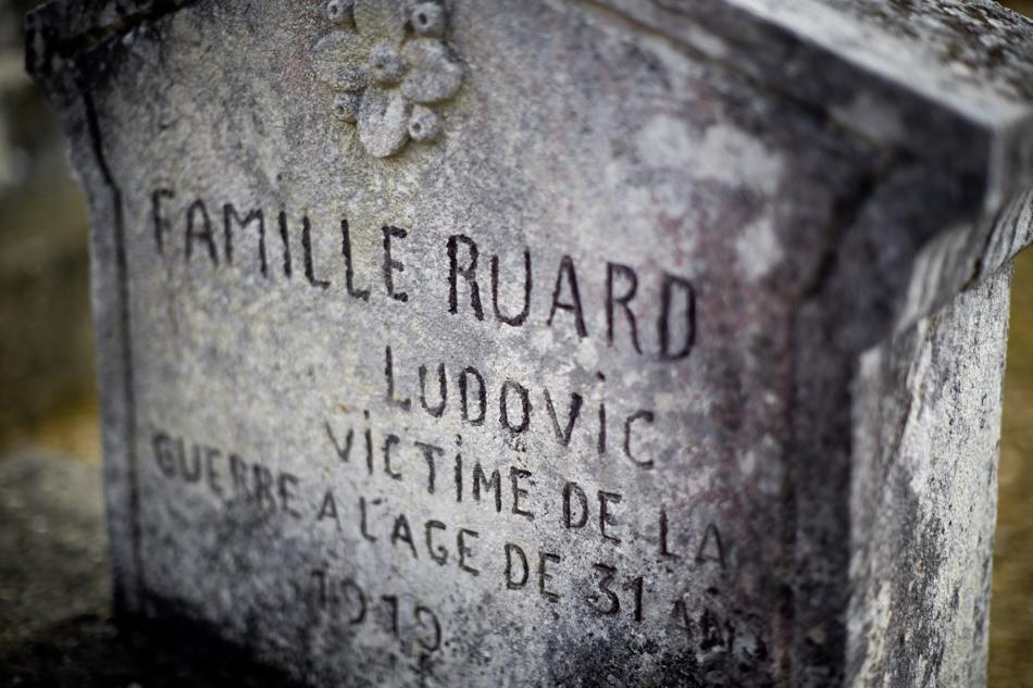Payrac, Henri Ludovic Ruard, prisonnier à Bayreuth de 1915 à janvier 1919, il décède à l'hôpital militaire quelques mois après son retour.