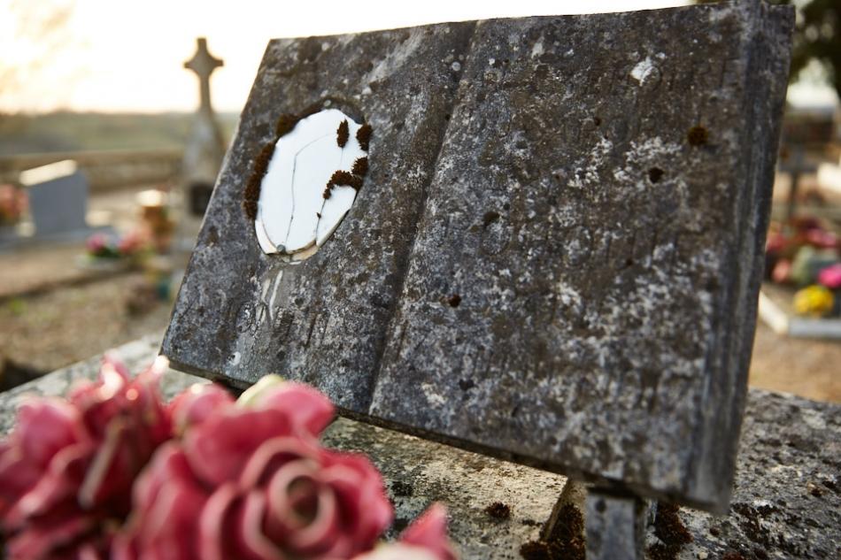 Saint Cernin, à sa mobilisation en août 1914, Ernest Rouquié est cordonnier à Paris, il a 31 ans. Il disparait lors des combats du Mont Haut son décès est fixé au 17 juillet 1917 par un jugement du 11 novembre 1919.