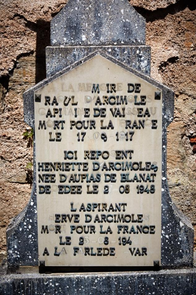 Reyrevignes, capitaine de vaisseau sur le vapeur Niemen, disparu lors du torpillage de ce vaisseau