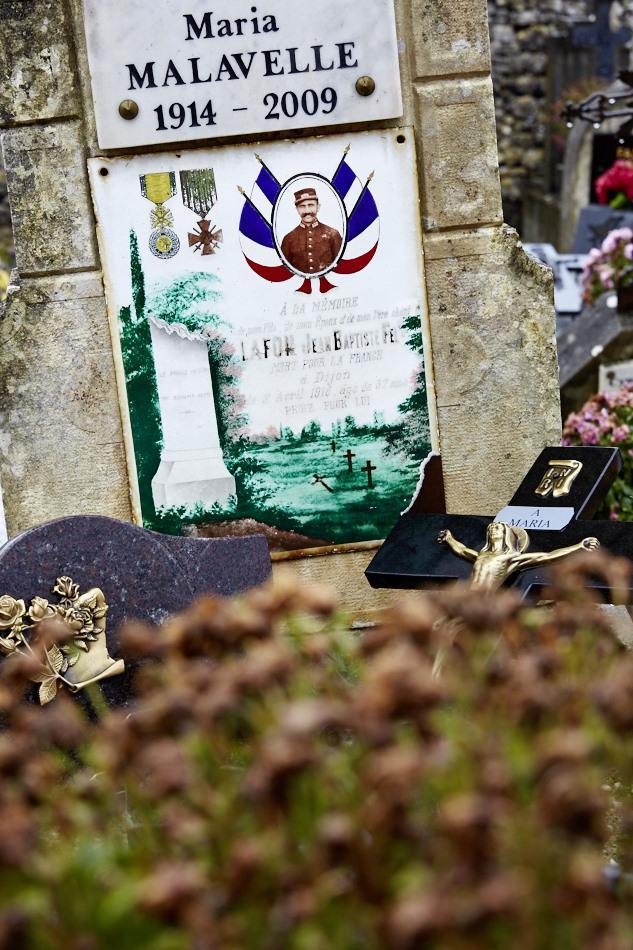 Lugagnac, Jean-Baptiste Lafon, soldat de 2ème classe, mort de ses blessures.