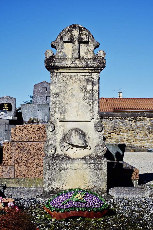 Biars sur Cère, Isidore Salesse décédé en captivité la veille de noël 1918