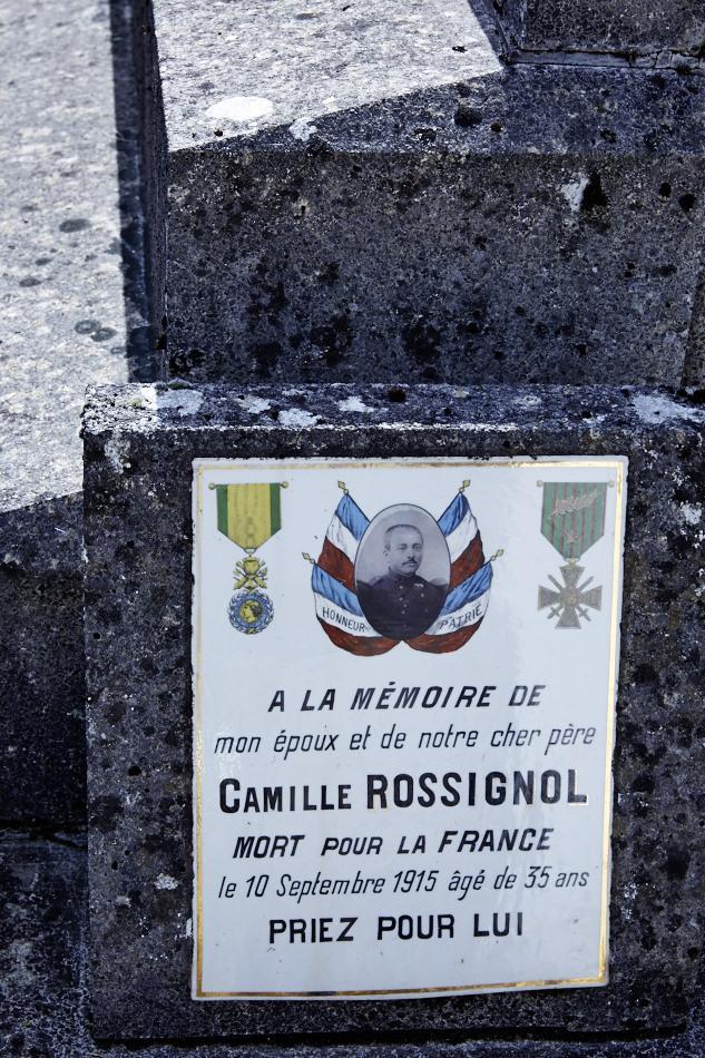 Uzech les Oules, mobilisé à 34 ans, tué en septembre 1915 dans le Pas de Calais