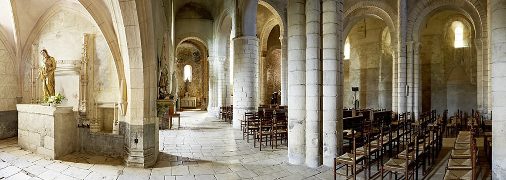 Carennac, l'église