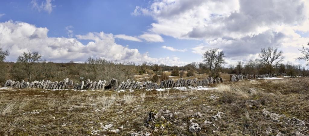 Site de Planagrèze à Caniac du Causse