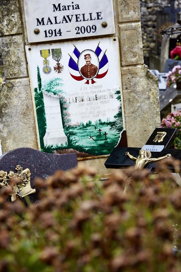Soldat de 2ème classe, mort de ses blessures.