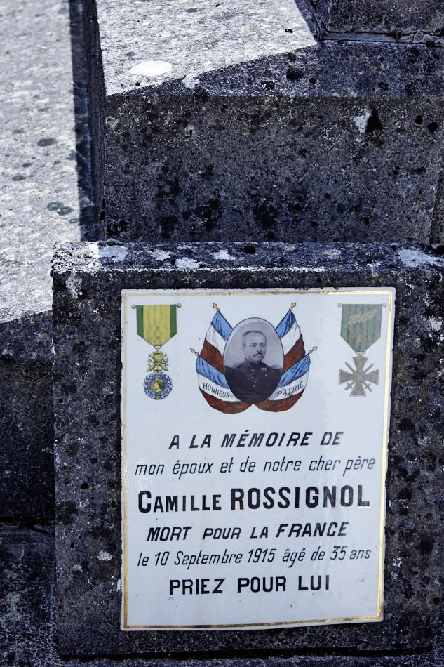 Mobilisé à 34 ans, tué en septembre 1915 dans le Pas de Calais